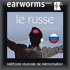 Earworms MMM - Le russe: Prêt à Partir Vol. 1 Audiobook