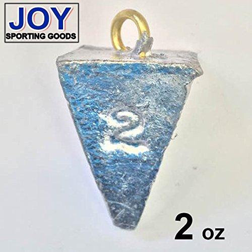【あすつく】 ピラミッド2オンス釣りシンカー、リード、重量 3pc B00ZJ7VHSS B00ZJ7VHSS 3pc, イワナイグン:bf11424a --- a0267596.xsph.ru