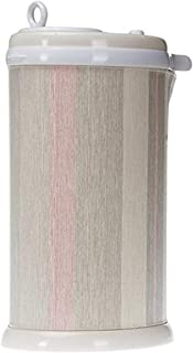 product image for Glenna Jean Ubbi Diaper Pail Cover, Florence Stripe