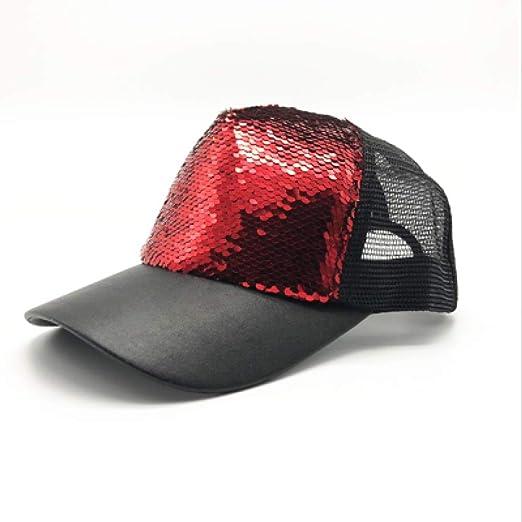 kyprx Sombreros para Mujer Gorras de béisbol de Moda Vintage ...