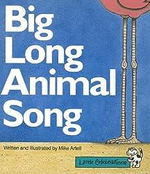 CR LITTLE CELEBRATIONS BIG LONG ANIMAL SONG GRADE K COPYRIGHT 1995