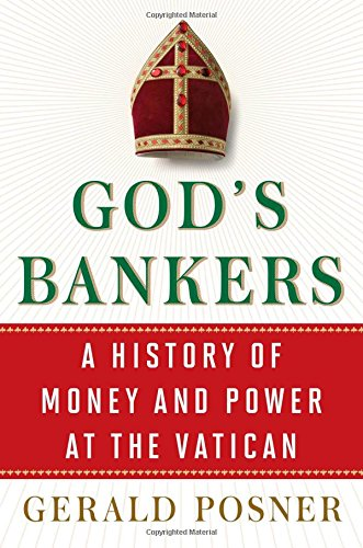 Price comparison product image God's Bankers: A History of Money and Power at the Vatican