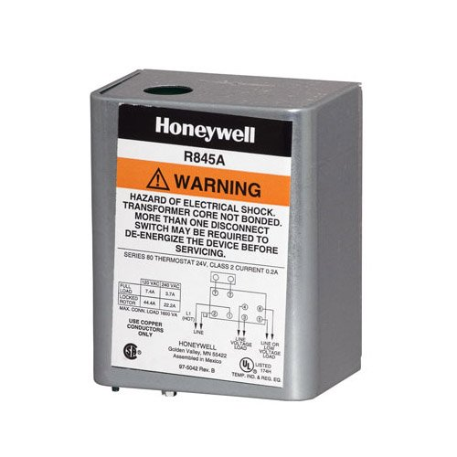 Honeywell R845A1030 Switching Relay with Internal Transforme