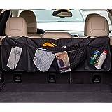 CarMate BackSeat/Trunk Organizer - 5 Pocket Auto Interior, Perfect Car Organizer, Trunk Organizer, Back Seat Storage Organizer