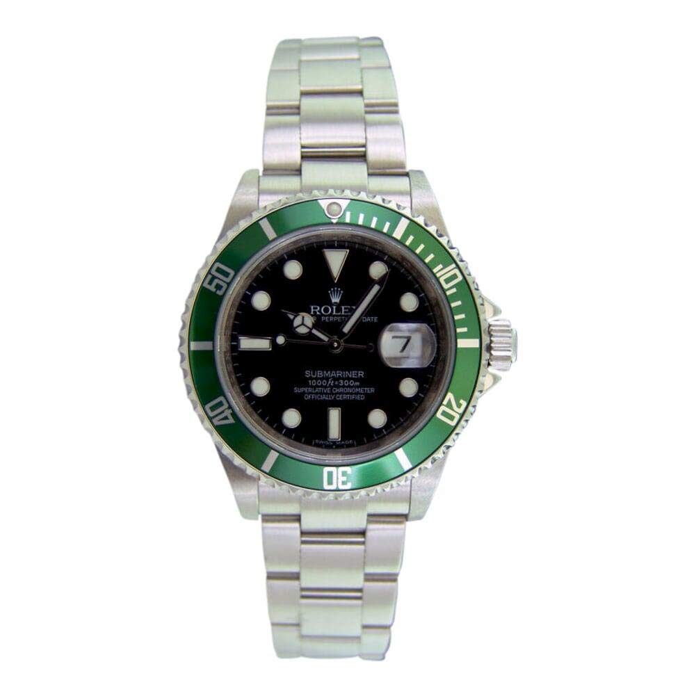 60c9a6deadd Amazon.com  Rolex Submariner Automatic-self-Wind Male Watch 16610  (Certified Pre-Owned)  Rolex  Watches