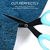 Fabric Scissors - GIAMIU Sewing Scissors, 6-Inch