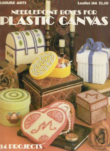 (Needlepoint Boxes for Plastic Canvas (166))