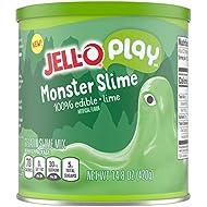 JELLO-Play Slime, Monster, 14.8 Ounce