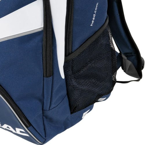 Head Performance Backpack Blue Tennistasche