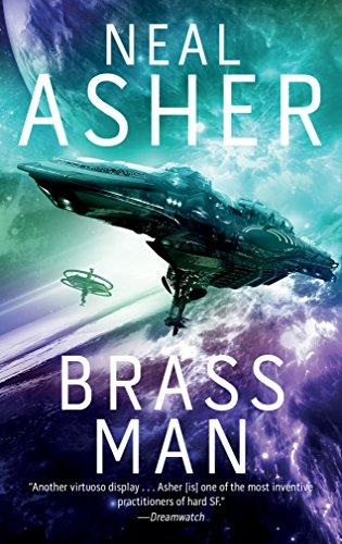 Brass Man: The Third Agent Cormac Novel