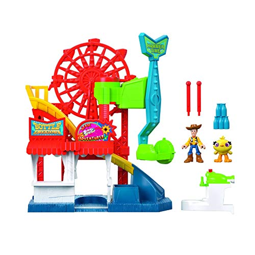 Toy Story Fisher-Price Disney Pixar 4 Carnival Playset from Toy Story