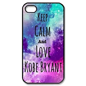 Kobe Bryant The Unique Printing Art Custom Phone Case for Iphone 4,4S,diy cover case ygtg-812669