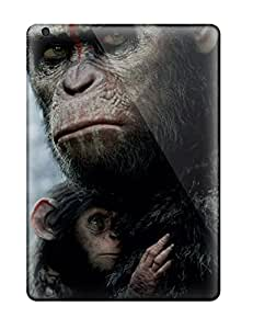 Anti-scratch And Shatterproof Dawn Of The Planet Of The Apes Phone Case For Ipad Air/ High Quality Tpu Case
