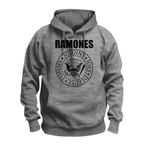 Ramones - Kapuzensweatshirt - Seal 12483_10737
