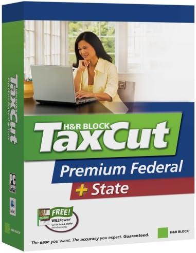 New in box. TaxCut 2004 State version