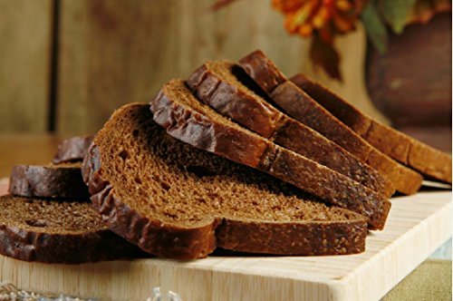The Prepared Pantry Black Russian Gourmet Bread Machine Mix (for oven also) (Pumpernickel)