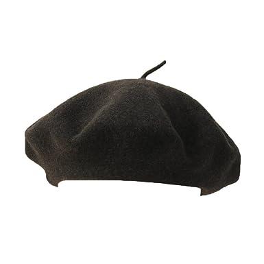 e153d5be4e9 Parkhurst Classic Wool Beret