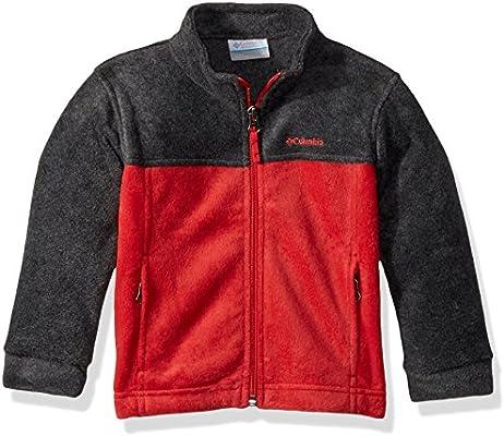 Full-Zip; Gray New - Size 2T Boys Columbia Steens Mountain Fleece Jacket 3T