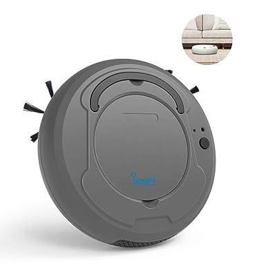 Amazon.com: Pawaca Robot Aspirador, Carga USB 3 en 1 ...