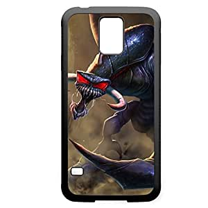 ChoGath-005 League of Legends LoL case cover Iphone 4/4S - Rubber Black