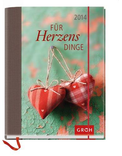 Für Herzensdinge 2014: Buchkalender