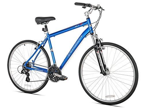 Giordano G7 Men's Hybrid Bike, Large Kent International, Inc.