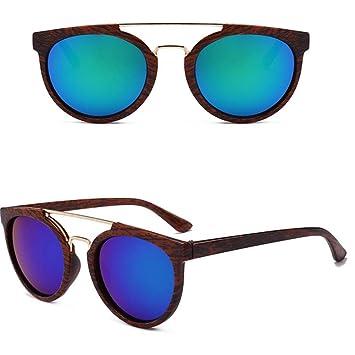 HYUHYU Gafas De Sol Vintage Hombres Diseñador De Marca ...