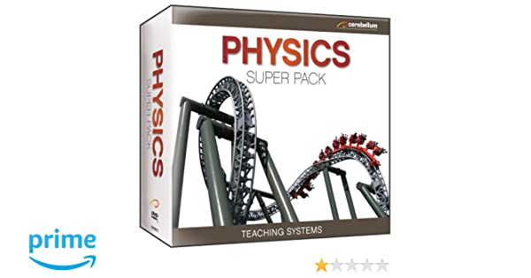 Amazon.com: Teaching Systems Physics 9 Pack: Standard Deviants ...