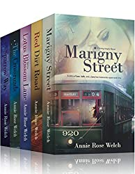 The Saving Angels Series Boxed Set