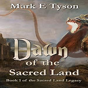 Dawn of the Sacred Land Audiobook