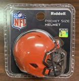 Cleveland Browns Riddell Speed Pocket Pro