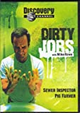 Discovery Channel's - Dirty Jobs with Mike Rowe: Sewer Inspector / Pig Farmer