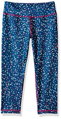 Amazon Essentials   Girls' Active Capri Legging, Confetti, M ()