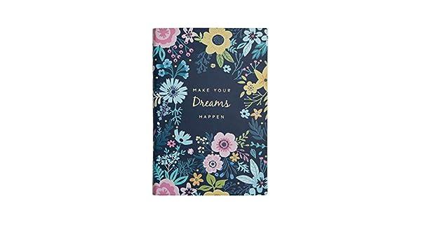 ZLJHH Cuaderno Kawaii Planificador De Flores Agenda Diario ...