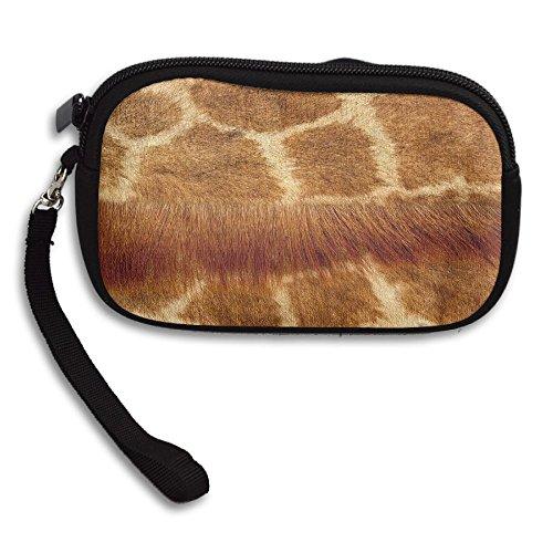 Deerskin Clutch (Deerskin Texture Women's Clutch Makeup Bags Coin Cellphone Purses Wallet Pouches)