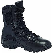 Belleville Hot Weather Black Side-Zip Tactical Boots, TR960Z