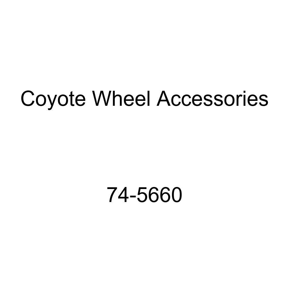 Pack of 4 71mm OD x 57.10mm ID Gorilla Automotive 71-5710 Wheel Hub Centric Rings
