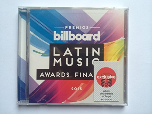 Billboard Latin Music Awards Finalists 2015 (2015) (Album) by Various Artists