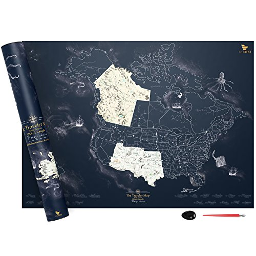 united states map on cork board - 5