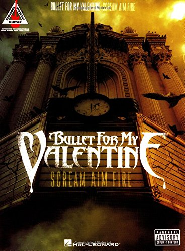 Bullet For My Valentine - Scream Aim Fire (Guitar Recorded Versions)