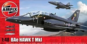 Airfix - Kit de modelismo, avión Hawk T1, 1:48 (Hornby A05121)