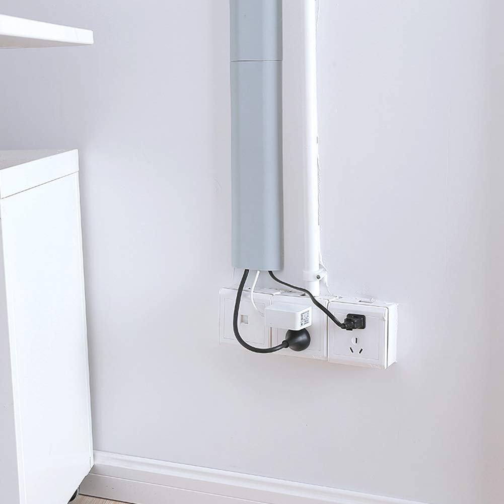 Abrazadera de Pared para Cable de Ordenador CYNDIE