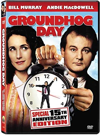 Amazon.com: Groundhog Day (Special 15th Anniversary Edition): Bill ...