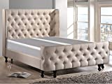 Product review for Continental Sleep  5-Inch Full Size Fully Assembled Split Box Springs For Mattress, Today's Dream Collection