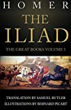 img - for The Iliad: The Great Books Volume 1 book / textbook / text book