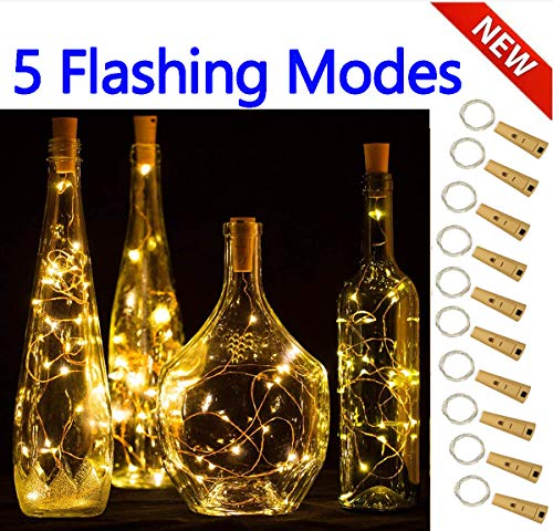 List of the Top 10 bottle lights with timer you can buy in 2019
