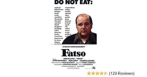 Fatso dvd 1980 dom deluise $7. 99 buy now raredvds. Biz.