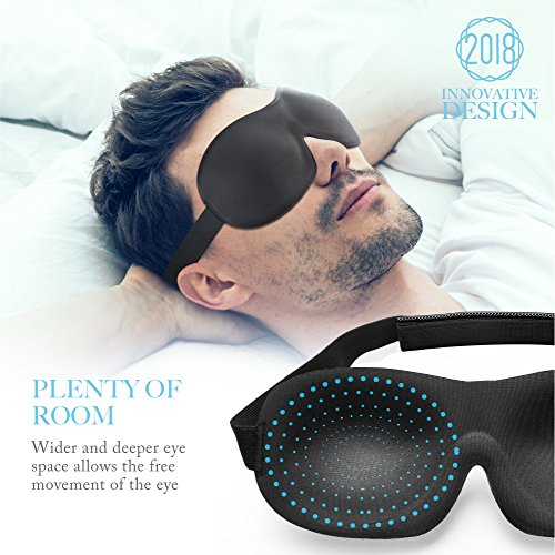 Mens Sleep Eye Mask - 6