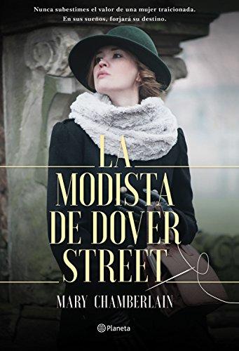 Portada del libro La modista de Dover Street de Mary Chamberlain