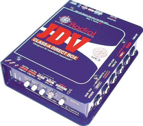Radial Engineering JDV MK3 Direct Box by Radial Engineering (Image #1)